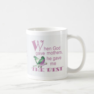 When God Gave Mothers© Mugs