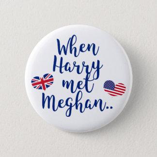 When Harry met Meghan | Fun Royal Wedding Button