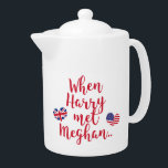"""When Harry met Meghan 
