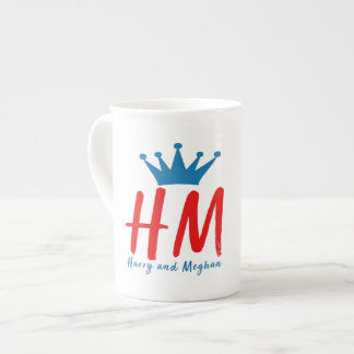 When Harry met Meghan Tea Cup