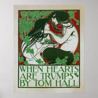 When Hearts Are Trumps Print