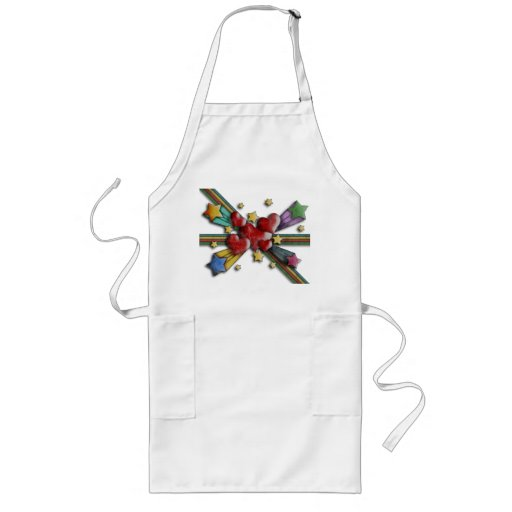 When Hearts Collide, aprons