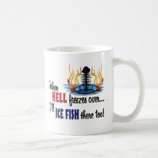 When Hell Freezes Classic White Coffee Mug