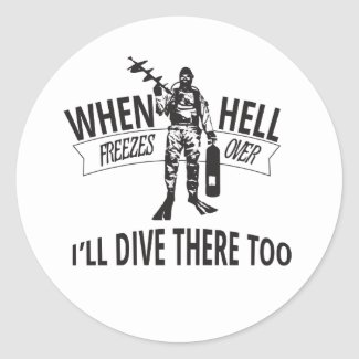 When Hell Freezes Over, Sticker