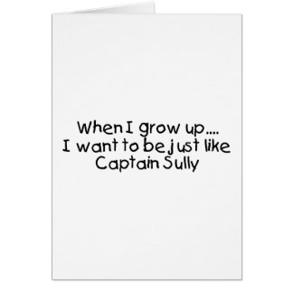 When I Grow Up... Card