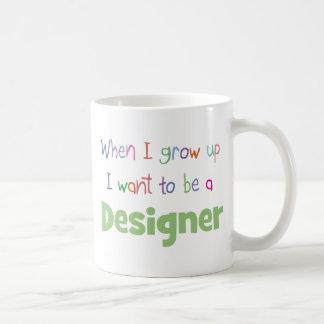 When I Grow Up Designer Coffee Mug