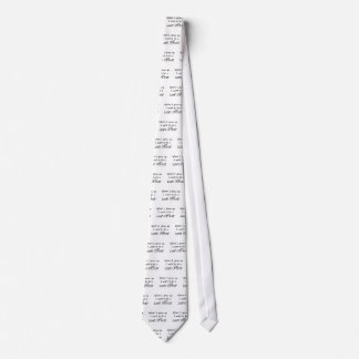 When I grow up I want to be a Loan Officer Neck Tie