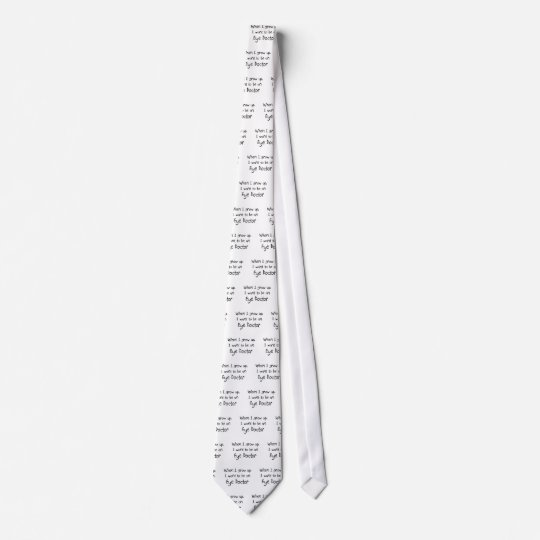 When I grow up I want to be an Eye Doctor Tie