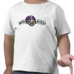 When I Grow Up I'm Playing Football T-shirt