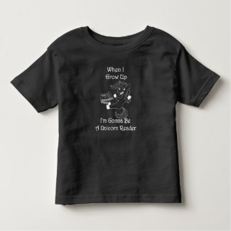 When I Grow Up...Kid's Tee - WL
