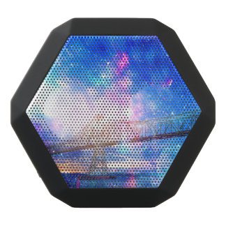 When I Look to the Sky Black Bluetooth Speaker
