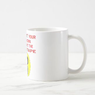 When I Want Your Opinion I'll Remove The Duct Tape Coffee Mug