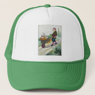 When I was a bachelor I lived by myself Trucker Hat