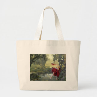 When I Was Young Large Tote Bag