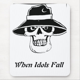 When Idols Fall Mouse Pad