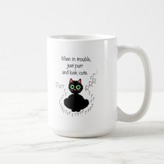 When in Trouble Coffee Mug