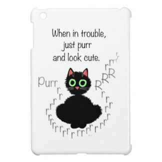 When in Trouble Cover For The iPad Mini