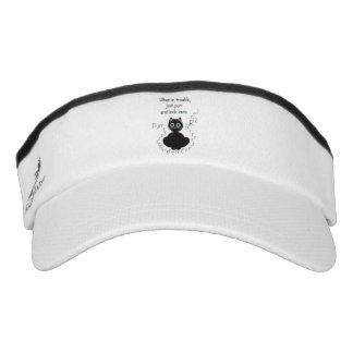When in trouble headsweats visors