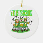 When Irish Eyes Are Smiling Ornament