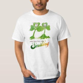 When Irish Eyes are Smiling T-Shirt
