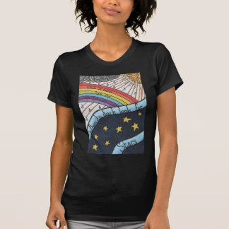 When it rains look for rainbows T-Shirt