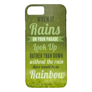 When it rains on your parade look up iPhone 7 case