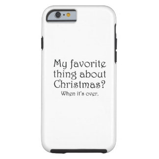 When It's Over Tough iPhone 6 Case