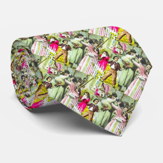 When Johnny Comes Marching Home Civil War Tie
