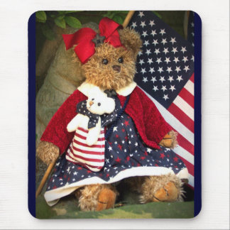 When Johnny Comes Marching Home Mouse Pad