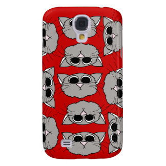 'When Kitties Attack' iPhone 3G Case Samsung Galaxy S4 Cases