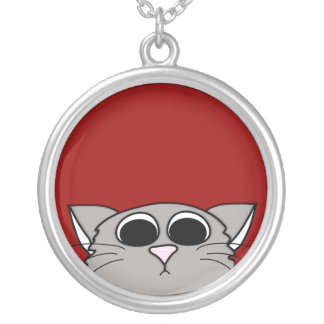 'When Kitties Attack' Necklace
