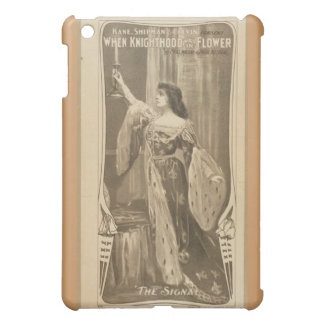 When Knighthood Was In Flower iPad Mini Cover