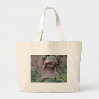 When... Large Tote Bag