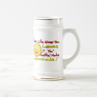 When Life Gives Ya' Lemons Coffee Mugs