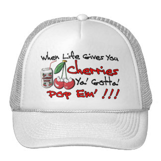 When Life Gives You Cherries Trucker Hat