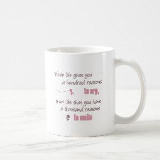 When Life Gives You Coffee Mug