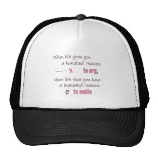 When Life Gives You Hat