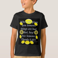 When Life Gives You Lemons - Cool Free Lemons!