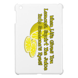 When Life Gives You Lemons Case For The iPad Mini