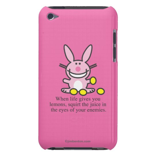 When Life Gives You Lemons iPod Case-Mate Case