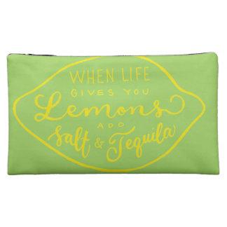When Life Gives You Lemons Make-Up Bag