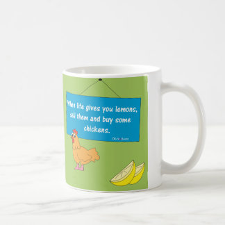 When Life Gives You Lemons...Mug Coffee Mug