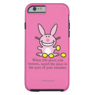 When Life Gives You Lemons Tough iPhone 6 Case