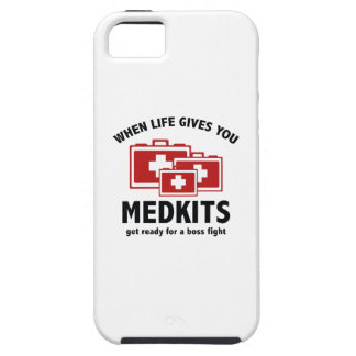 When Life Gives You Medkits iPhone 5 Covers