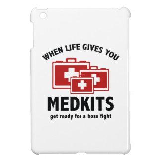 When Life Gives You Medkits iPad Mini Covers