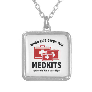 When Life Gives You Medkits Pendant