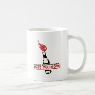 when life gives you oil spills make molotovs bp coffee mugs