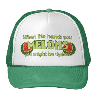 When Life Hands You Melons Trucker Hat