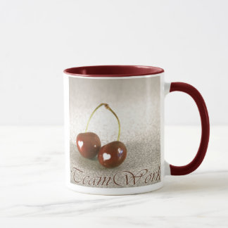 When Love and Work Collide Mug