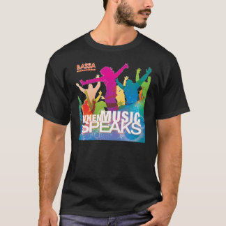 When Music Speaks T-Shirt